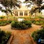 مجموعه 101 عکس محوطه سازی ویلایی و مسکونی ( حیاط ) - طراحی محوطه آلاچیق ، استخر ، سنگ فرش و ... 23