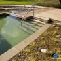 مجموعه 101 عکس محوطه سازی ویلایی و مسکونی ( حیاط ) - طراحی محوطه آلاچیق ، استخر ، سنگ فرش و ... 48