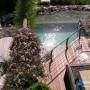 مجموعه 101 عکس محوطه سازی ویلایی و مسکونی ( حیاط ) - طراحی محوطه آلاچیق ، استخر ، سنگ فرش و ... 55