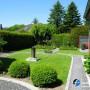 مجموعه 101 عکس محوطه سازی ویلایی و مسکونی ( حیاط ) - طراحی محوطه آلاچیق ، استخر ، سنگ فرش و ... 70