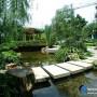 مجموعه 101 عکس محوطه سازی ویلایی و مسکونی ( حیاط ) - طراحی محوطه آلاچیق ، استخر ، سنگ فرش و ... 84