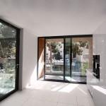 ساختمانی با نما و اتاق های متحرک در تهران ( خانه شریفی ها ) دانلود نقشه های معماری و تحلیل 22