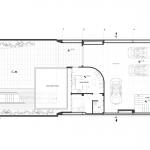 ساختمانی با نما و اتاق های متحرک در تهران ( خانه شریفی ها ) دانلود نقشه های معماری و تحلیل 25