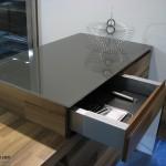 جدیدترین طرح های کابینت آشپزخانه ( ام دی اف و های گلاس ) - مدل کابینت MDF high Gloss 17