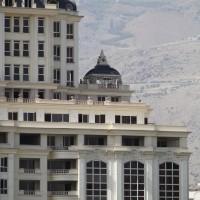 مجتمع مسکونی چناران پارک تهران - طراحی مهندس معمار فرزاد دلیری - آپارتمان مسکونی در تهران 2