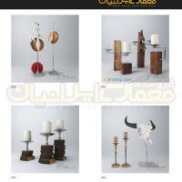 آبجکت دکوراسیون ، آبجکت تزئینات داخلی ، آبجکت وسایل دکوری - آبجکت 3dmax - مدل تری دی مکس