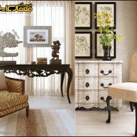 مبلمان کلاسیک - مبل کلاسیک - مبلمان سنتی - آبجکت 3dsmax - معماری