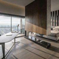 دکوراسیون و طراحی داخلی آپارتمان لوکس (دکوراسیون داخلی منزل ) 19