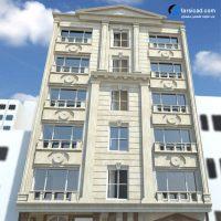نمای ساختمان – نمای کلاسیک – نمای رومی – نمای سنگی – طراحی نما – نمای ویلایی – نمای آپارتمانی
