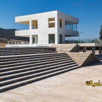 طراحی ویلای 150 متری دوبلکس بسیار زیبا ( نقشه ویلای ایرانی شیب دار شمال کشور ) 16